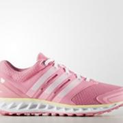 adidas 阿迪达斯  女子 跑步鞋 超荧光粉¥280.00 4.0折