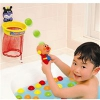 Pinocchio面包超人洗澡投球浴室投篮玩具套装特价1145日元(约70元)