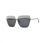 迪奥(Dior)  SSPKW 63-10-140 女士双色大框太阳镜