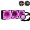 618预售: Antec 安钛克 Mercury 水星 360 RGB 水冷CPU散热器619元包邮(20元定金抵200元)
