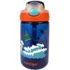 Contigo 康迪克 一键开启密封儿童吸管杯水杯 400ml 海洋蓝色Prime会员凑单免邮,到手价74.67元
