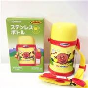 ZOJIRUSHI象印 面包超人儿童保温保冷杯 SC-LG45A黄胖子  不带吸管款