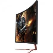 惠科(HKC)G4plus 23.6英寸144Hz刷新VA广视角不闪屏1800R曲面吃鸡专业电竞游戏显示器(HDMI/DP/DVI接口)
