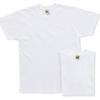 GUNZE 郡是 男士纯棉T恤2件装  到手约72.26元¥64.98