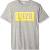 Calvin Klein 1978 男士短袖T恤$15.69(折¥100.42) 4.0折