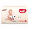HUGGIES好奇 铂金装婴儿纸尿裤L104片 *3件 +凑单品381.9元包邮(需用券,合127.3元/件)