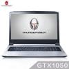 ThundeRobot 雷神 911ST钢版 15.6英寸游戏本(i5-8300H、8GB、128GB+1TB、GTX1050 4G)5399元包邮