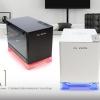 迎广推出全新 Mini-ITX迷你机箱 A1  支持无线充电