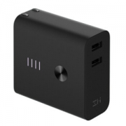 ZMI 紫米 APB01 智能双模 移动电源 充电宝+充电器 二合一
