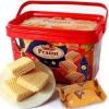 Sweet cat 甜猫  花生味威化饼干 180g 印尼进口 *20件99元包邮(下单立减)