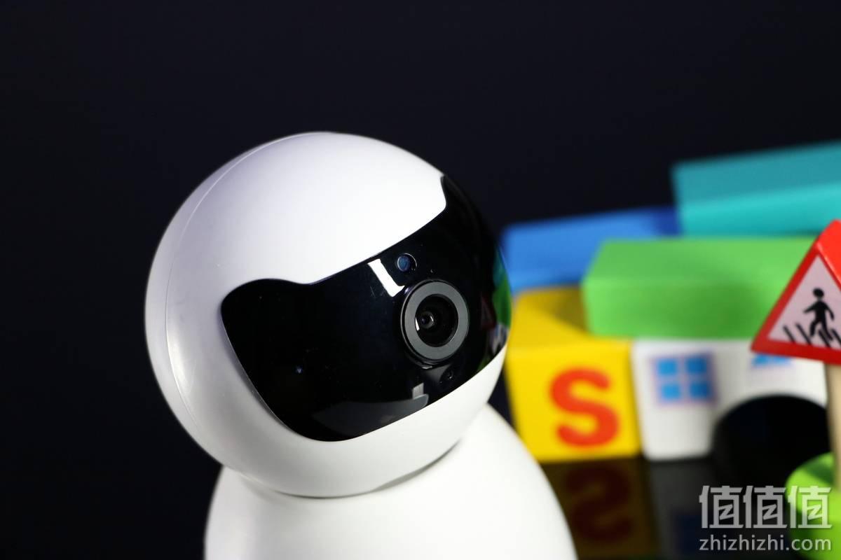 马爸爸的首台摄像头,乔安 JA-C9C AI智能监控开箱上手