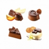 GuyLian吉利莲 经典牛奶巧克力丝带礼盒装9.9元包邮(多款合集)