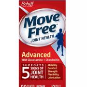 Schiff Move Free 维骨力红瓶 80粒