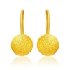 CHOW TAI FOOK 周大福 F194020 水滴足金黄金耳钉 2.8g¥753.00 比上一次爆料降低 ¥122.2