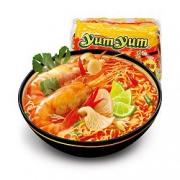 yumyum 养养牌 酸辣虾味浓汤面 70g*5包*6袋¥60