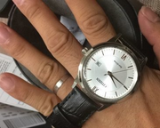 CITIZEN 西铁城 AW1236-03A 男款 光动能手表