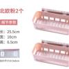 虎骑士 卫生间置物架*2个 27款可选 6.9元包邮(需用券)¥6.90 3.5折