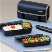 THERMOS膳魔师 DJB-905W 2段式午餐盒 900ml
