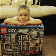 LEGO 乐高 LEGO City 城市系列 警察总局 60141直邮到手总计£61.98(约529元)