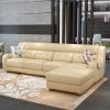 A家家具 XXG202 真皮沙发组合 3人位+右贵妃位¥4619