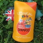 L'Oreal 欧莱雅儿童洗发护发二合一250ml*6件装