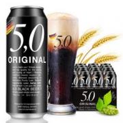 ORIGINAL 奥丁格 5.0 黑啤啤酒 500ml*24听¥99