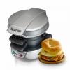 618大降!Hamilton Beach 电饼铛 双烤盘早餐机汉堡包机132.88元(拼单好价)