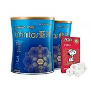 MeadJohnson Nutrition 美赞臣 蓝臻系列 幼儿配方奶粉 3段 900g¥650