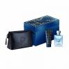 Versace范思哲 同名男士香水套装(香水100ml+沐浴露100ml+化妆包)318元包邮包税(需用券)