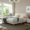 A家家具 可拆洗软靠床 (1.8米床)1450元包邮(限时特价)