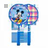 Disney迪士尼 儿童羽毛球拍双拍套装39元(限时低价)