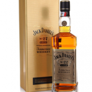 JACK DANIELS 杰克丹尼 No.27金标 田纳西州 威士忌 700ml+龙力 元祿秘伝 清酒 720ml¥331.20 4.9折
