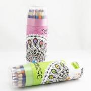 慧眼 24色彩色铅笔 素描笔