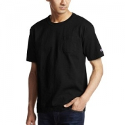 Champion T1011 C5-B303 美产 男士棉质口袋T恤