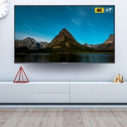 whaley微鲸 49英寸4K智能2G+16G液晶电视1598元包邮(已降1100元)