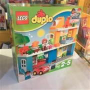 LEGO 乐高 DUPLO 得宝系列 温馨家庭 10835 2-5岁 积木玩具
