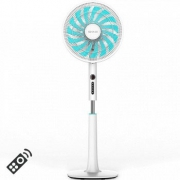Singfun先锋 15叶静柔遥控电风扇 落地扇140元包邮(新低价)