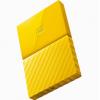 PLUS会员!WD 西部数据 My Passport 2.5英寸 移动硬盘 4TB 清新黄¥759.00 5.4折