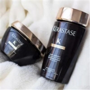 Kerastase卡诗 黑钻高端系列2件套套装(洗发水250ml+发膜200ml)