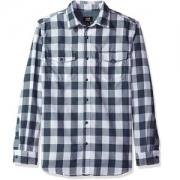 Lee 李 男士格纹长袖衬衫$10.34(约¥70)