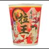 NISSIN 拉王 福冈辣豚骨风味 方便面 79g/杯4.9元