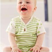 Bornbay 贝贝怡 婴儿连体衣 2件装 *2件