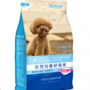 疯狂的小狗 通用型狗粮 3斤    9.9元包邮(需用券)¥9.90 1.5折