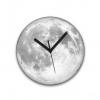 Kikkerland 创意夜光月亮挂钟¥295