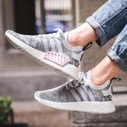 阿迪达斯(Adidas)  NMD_R2 PK 女士运动鞋+男款休闲鞋¥369
