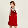 Lily  女士高腰背带裙143元包邮(尺码全)