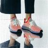 adidas Originals 阿迪达斯 三叶草 Deerupt 格纹网眼大童款运动鞋特价$49,叠加12%积分返点