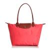 补货:Longchamp 珑骧 Le Pliage 中号经典饺子包 红色折后仅需$65.63(约422元)
