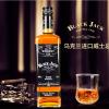Black Jack 黑杰克 威士忌700ml 送洋酒杯 乌克兰进口¥58