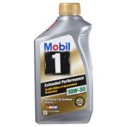 美孚(Mobil)   1号全合成机油 长效EP 10W-30 SN 级 1QT *6件¥313